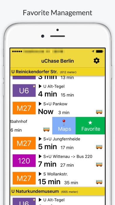uChase Berlin screenshot two