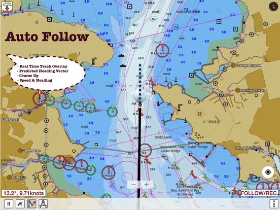 I boating caribbean marine nautical charts maps app price drops