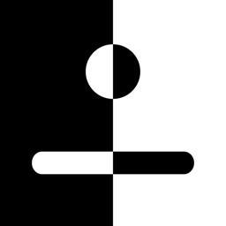 Black White - Endless Platformer