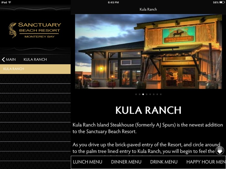 The Sanctuary Beach Resort screenshot-3