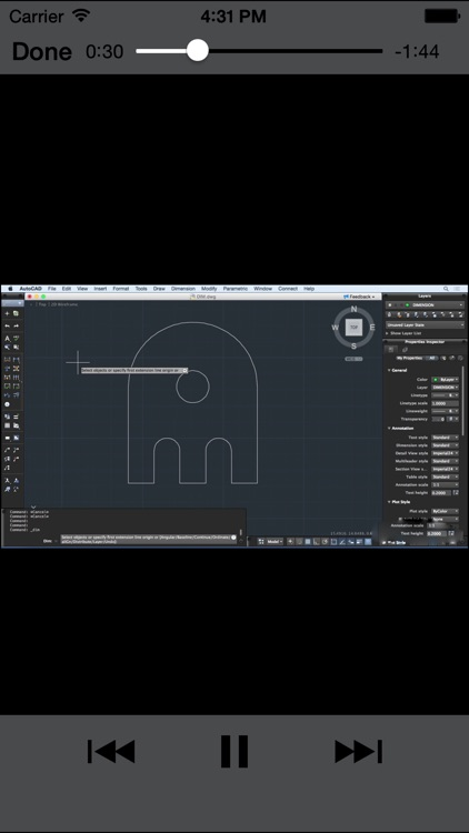LearnForAutoCAD2016Mac screenshot-2