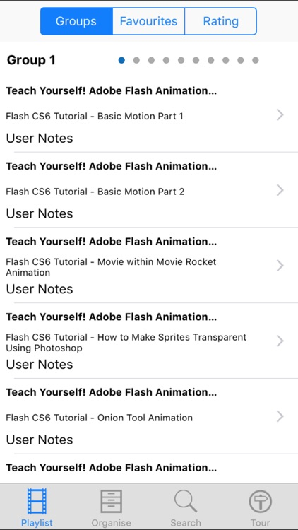 Teach Yourself! Adobe Flash Animation Edition screenshot-1
