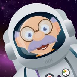 Grandpa In Space