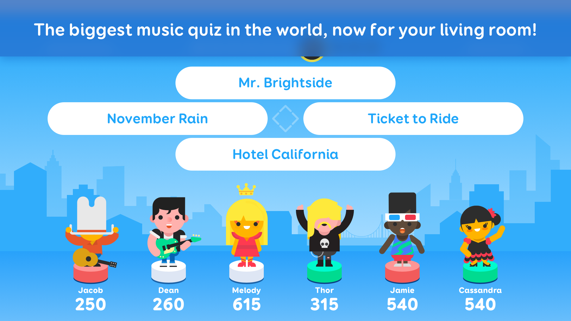 SongPop Party - Music Quiz screenshot 9