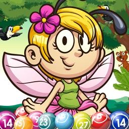 Fairy Bingo - Free Bingo Game