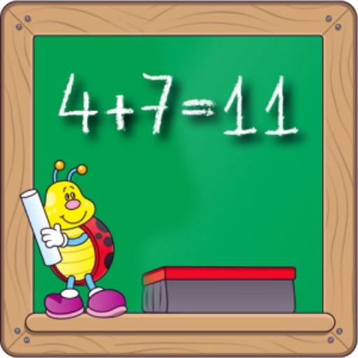 Best Math Quiz - Super Addictive FREE Math Game (Addition) icon