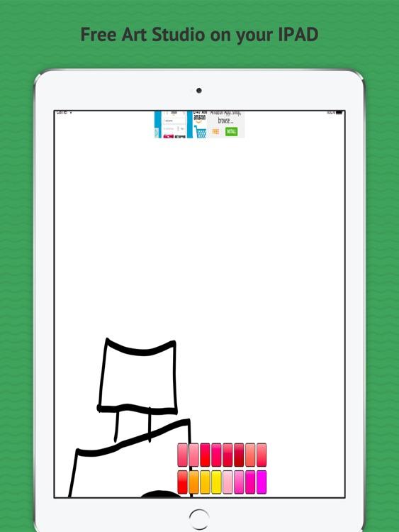 Color Drawing-Kids Free screenshot-3