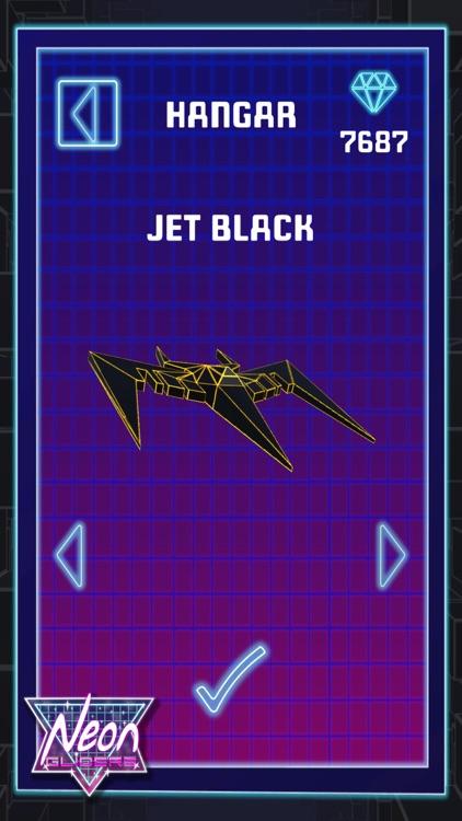 Neon Gliders screenshot-3