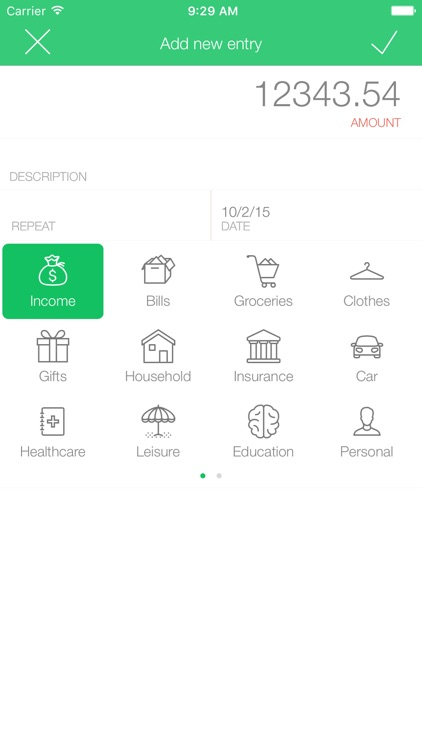 TapToTrack - Easiest personal finance manager screenshot-3