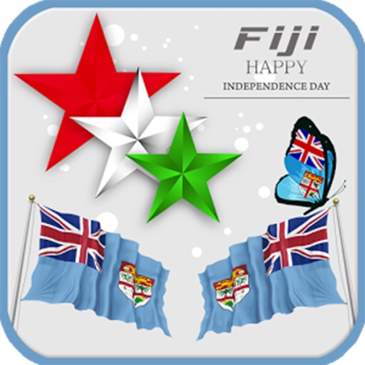 Independence Day Fiji Photo Frames | Apps | 148Apps
