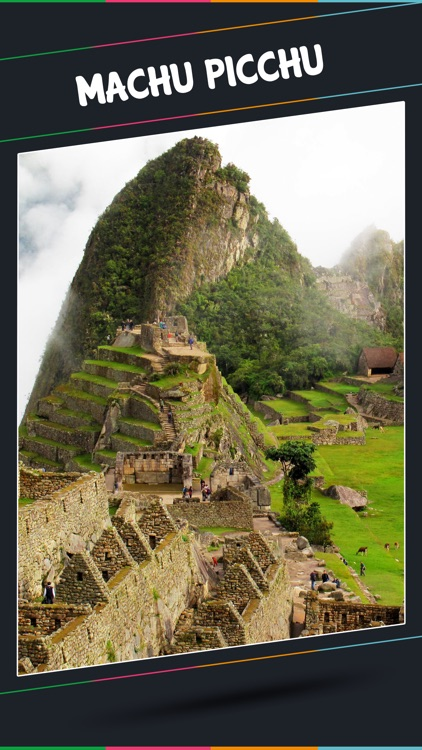 Machu Picchu Tourism Guide screenshot-0