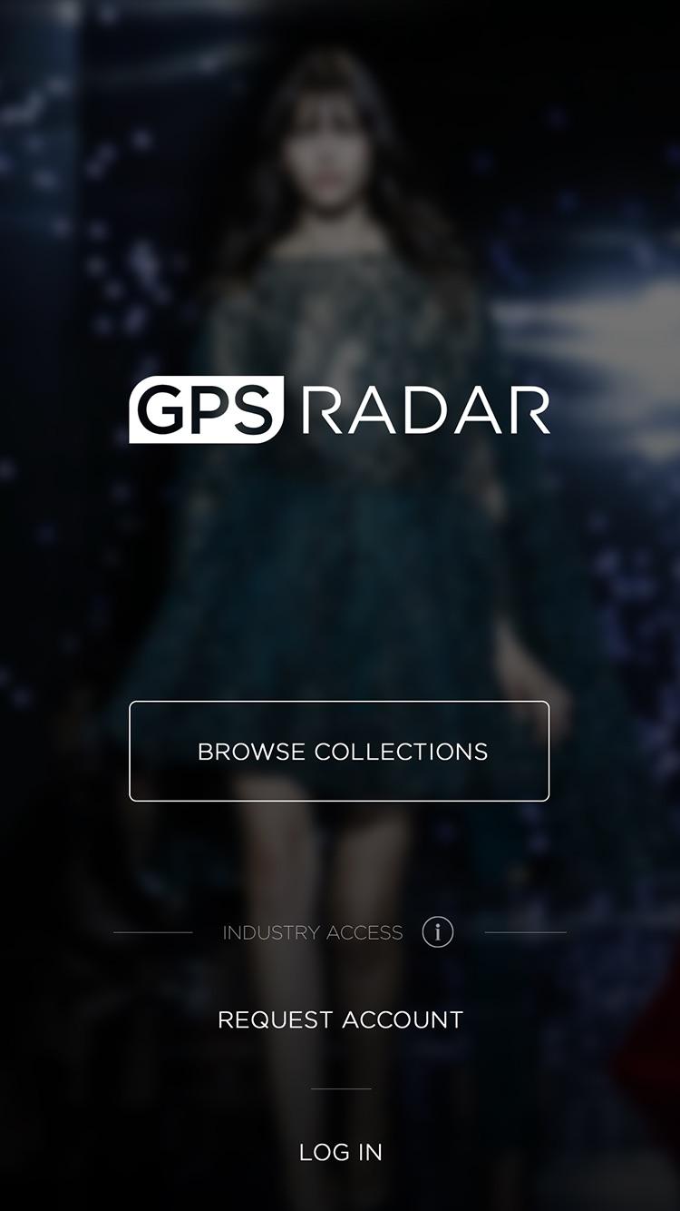 Fashion GPS Radar