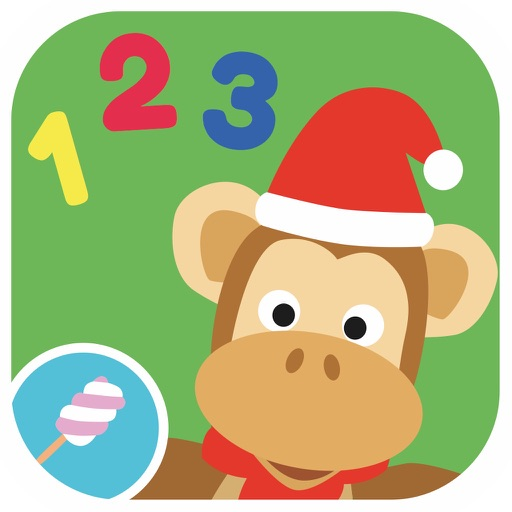 Math Tales - Christmas Time: Christmas Math in the Snowy Jungle