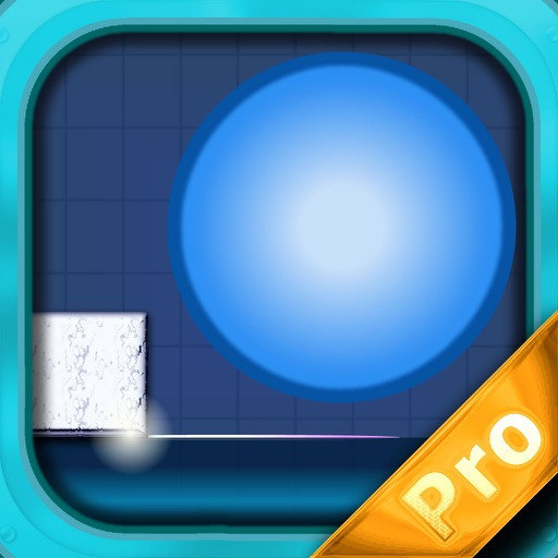 A Geometric Blue Ball PRO icon