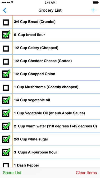 My Recipe Book - Your recipes, finally organized. screenshot-3