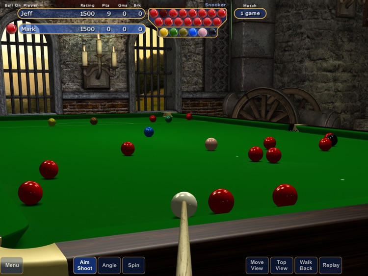 Virtual Pool 4 screenshot-3