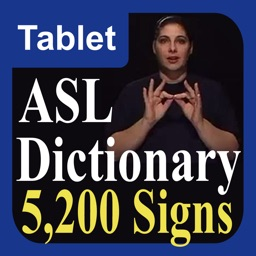 ASL Dictionary for iPad
