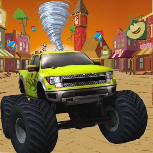 Adrenaline Monster Truck - Xtream Frontier Hill Road Racing