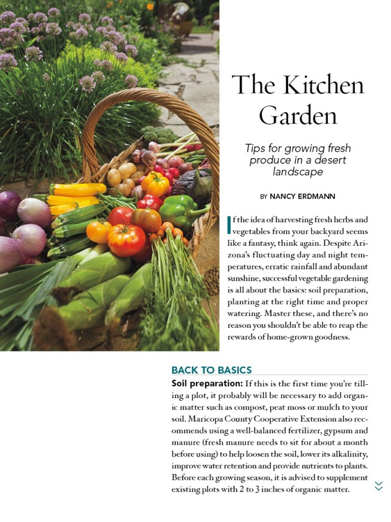 Phoenix Home & Garden 2015 Garden Guide screenshot-1