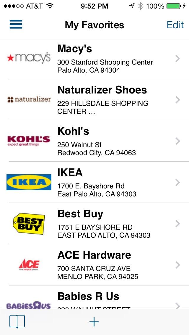 Weekly Circulars, Sales, Deals, Coupon Savings, Ads & Discounts with Shopping List Screenshot