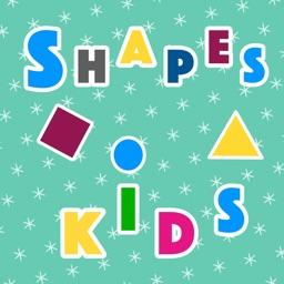 Basic Shapes for Kids