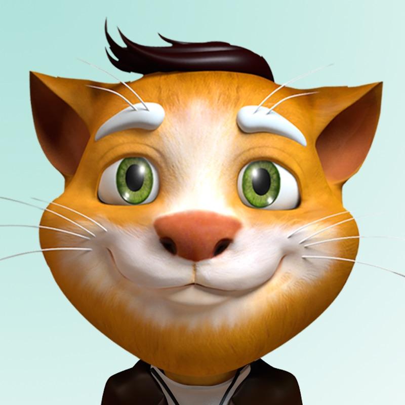 聪明的吉米猫:真正会说话,我的人工智能宠物,不是汤姆猫,安吉拉和金杰猫 Hack Tool