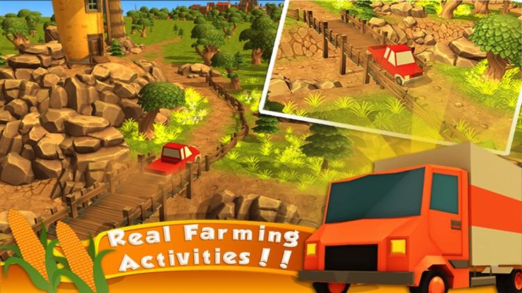 Little Farmer Simulator screenshot-4