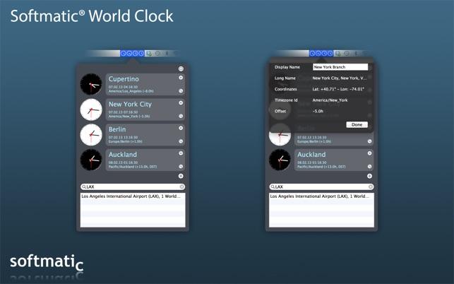 World Clock App Screenshot