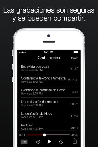 TapeACall Pro: Call Recorder screenshot 4