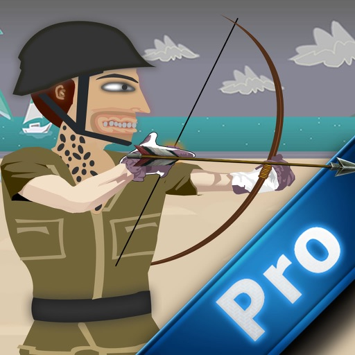 Arrow Command PRO -  The Army Archery Shooting Game Masters icon