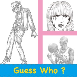Guess The Person Plus Free - Let's Discover Coloring People Photo