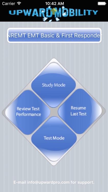 NREMT First Responder and EMT Basic Exam Prep Bundle