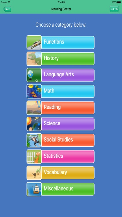 8th Grade Unlocked - Reading, Statistics, Science, History, Language Arts & Social Studies Learning Games