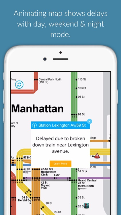 TravAlarm - Smart Transit App & Interactive Map for Subway Bus Train