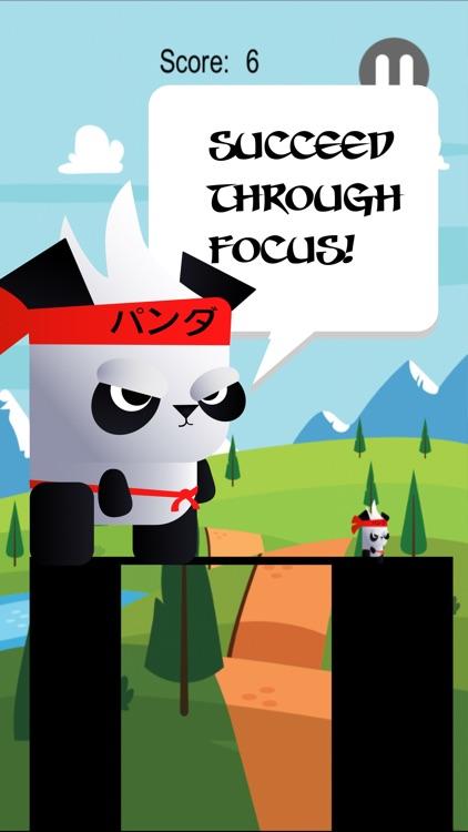 Ninja Panda Run  - Kungfu Temple Legend Desert Quest screenshot-3