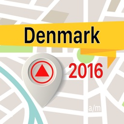 Denmark Offline Map Navigator and Guide