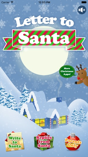 Letter to santa claus write to santa north pole on the app store screenshots spiritdancerdesigns Gallery
