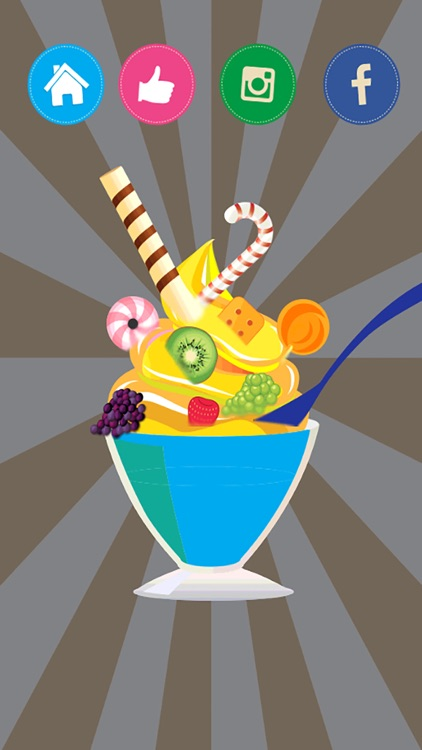 Cooking Games - Ice Cream Gelato Delights Maker screenshot-4