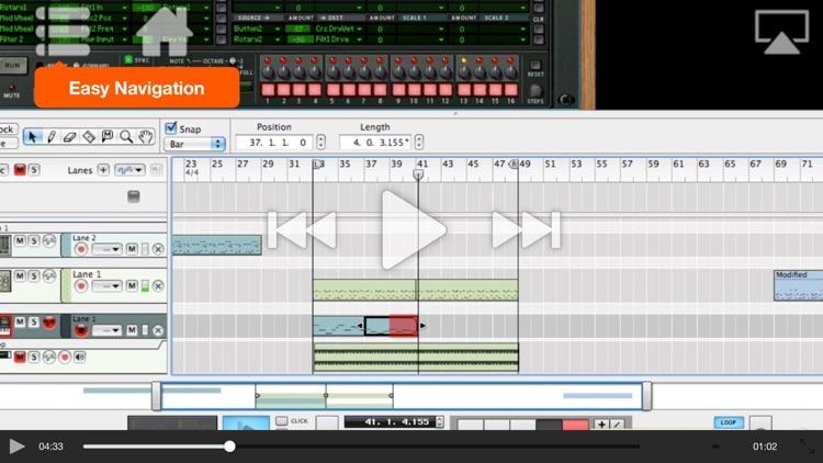 Dubstep Design Course For Reason screenshot-4