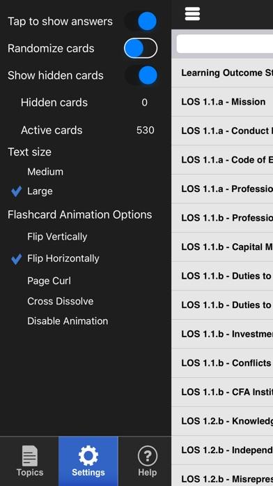 Pass The Cfa Exam Level Ii review screenshots
