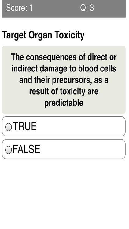 Toxicology & Poisonous Substances Quiz screenshot-3