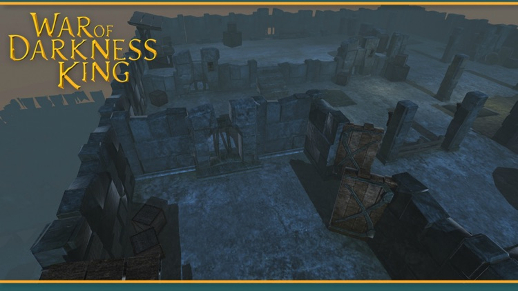 War of Darkness King screenshot-3
