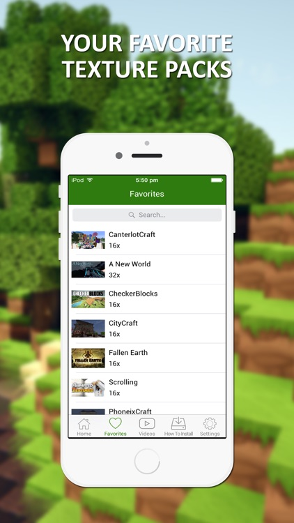 New Texture Packs - Ultimate Collection for Minecraft PE & PC screenshot-4