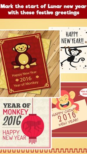 chinese new year cards greetings 2016 on the app store