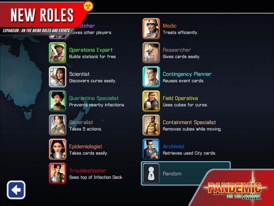 Screenshot #2 for Pandemic: The Board Game