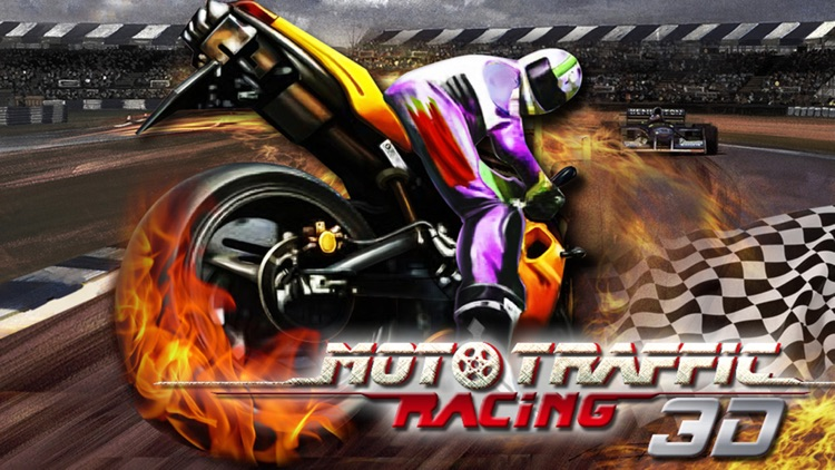 Moto Racing 3D-city car racing racer game