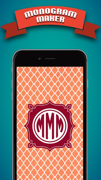 Magic Monogram Wallpaper Maker - engrave your name on ...