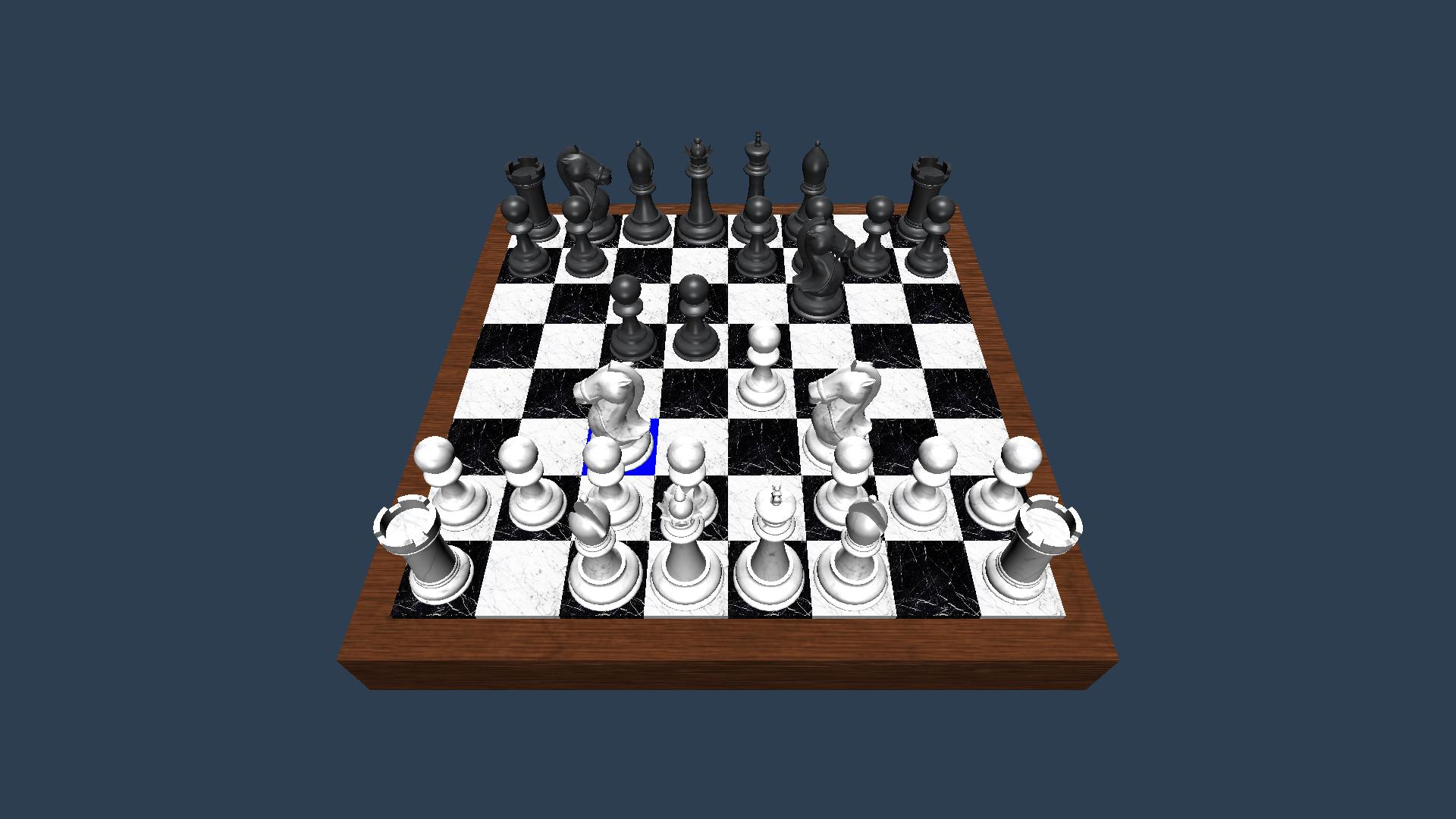 Chess 3D! screenshot 4