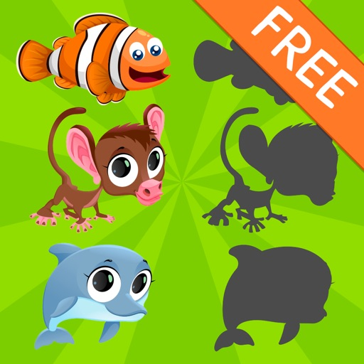 Kids Animal Puzzle - Free iOS App