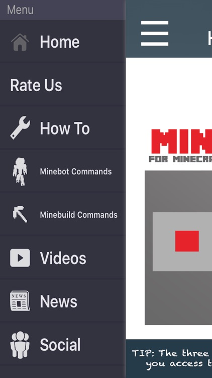Minebot For Minecraft PC